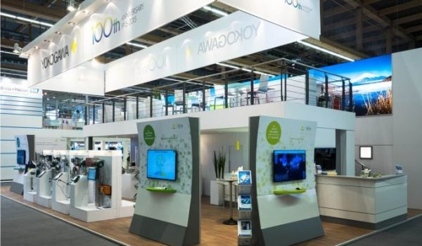 Achema-Frankfurt-3P-Messebau-GmbH